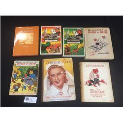 7 Dutch Books. In Dutch