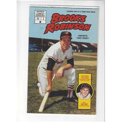 Brooks Robinson Issue #1 by Magnum Comics