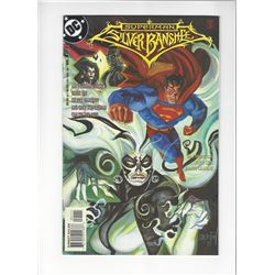 Superman Silver Banshee Issue #1-2 by DC Comics