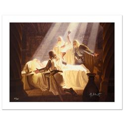 The Healing Of Eowyn by The Brothers Hildebrandt