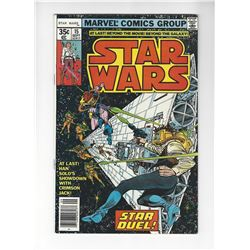 Star Wars Issue #15 by Marvel Comics