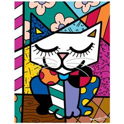 New Sam Cat by Britto, Romero