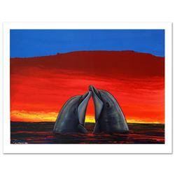 Sunset Romance by Wyland