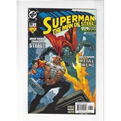 Superman The Man of Steel Issue #98 by DC Comics