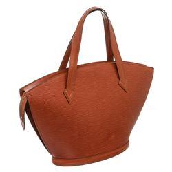 Louis Vuitton Brown Epi Leather St Jacques PM Shoulder Bag