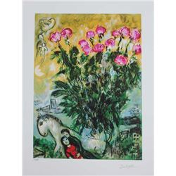Marc Chagall Les Roses