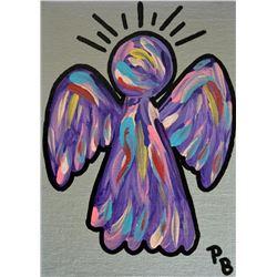 Pop Artist Parker Beaudoin Guardian Angel