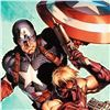 """Image 2 : Marvel Comics """"Ultimate Avengers #2"""" Numbered Limited Edition Giclee on Canvas by Carlos Pacheco wit"""
