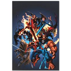 """Marvel Comics """"The Official Handbook of the Marvel Universe: Ultimate Marvel Universe"""" Numbered Limi"""