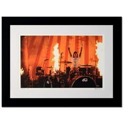 """""""Tommy Lee"""" Limited Edition Giclee by Rob Shanahan, Numbered and Hand Signed with COA. This piece co"""