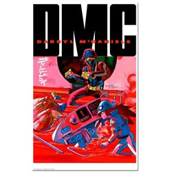 """""""I...AM DMC"""" is a Numbered Chromatic Pigment Ink Limited Edition, Hand Signed by Darryl """"DMC"""" McDani"""