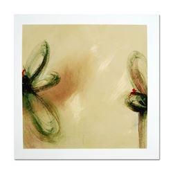 """Felton Williams """"Motus"""" Hand Signed Original Painting"""