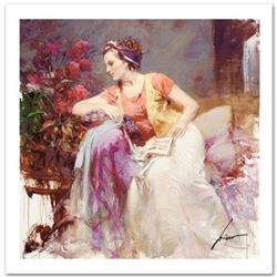 """Pino (1939-2010) """"Serendipity"""" Limited Edition Giclee. Numbered and Hand Signed; Certificate of Auth"""
