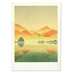 """Rand, """"Sunrise"""" Limited Edition Lithograph, Numbered and Hand Signed."""
