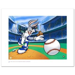 """""""Fastball Bugs"""" Limited Edition Giclee from Warner Bros., Numbered with Hologram Seal and Certificat"""