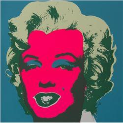 "Andy Warhol- Silk Screen ""Marilyn Monroe 11.30"""