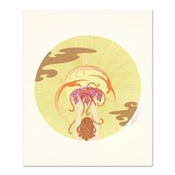 """Erte (1892-1990), """"Noon"""" Limited Edition Serigraph, Numbered and Hand Signed with Certificate of Aut"""