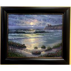 Maurice Meyer (Cali Coast)Wild Flowers & Sand Dunes