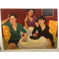 Linda Kyser Smith  (Girls, Women )Lunch Special