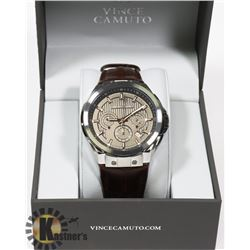 NEW VINCE CAMUTO MEN'S CHRONOGRAPH WATCH