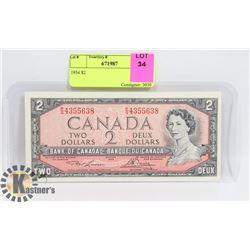 1954 $2