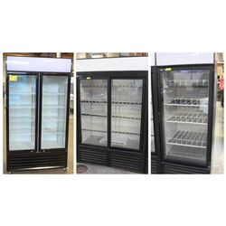 UPRIGHT REFRIGERATED DISPLAY COOLERS!