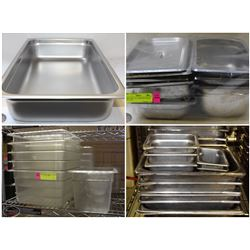 STAINLESS STEEL & POLYCARBONATE INSERTS