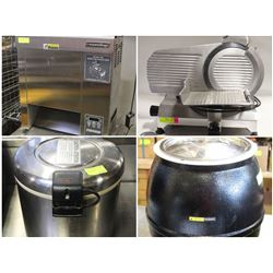 USED COMMERCIAL COUNTERTOP APPLIANCES!