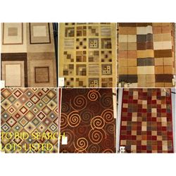 FEATURED HIGH END AREA RUGS
