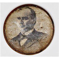 VINTAGE CAMPAIGN BUTTON 1896 MCKINLEY