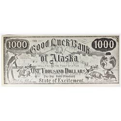 1900-1905 $1000