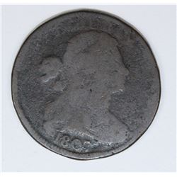1807 DRAPPED BUST LARGE CENT ATTRACTIVE GOOD