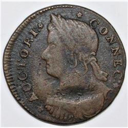 1787 CONNECTICUT CENT