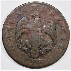 1788 MASSACHUSETTS CENT
