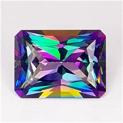 Natural AAA Rainbow Mystic Topaz 16x12 MM - FL