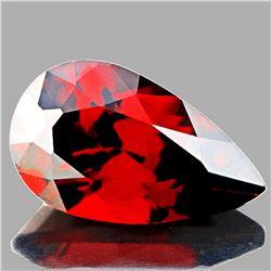 Natural Red Mozambique Garnet 14x9 MM - FL