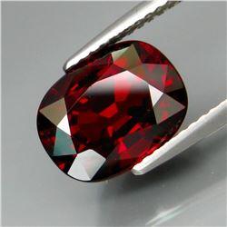Natural Red Spessartite Garnet 5.02 Ct - Untreated