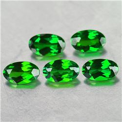 Natural AAA Chrome Green Diopside {Flawless-VVS1}
