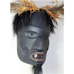 West Coast Native 'Outh Ma Koik' -Wild Man of the Woods