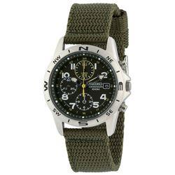SEIKO Chronograph Military Watch
