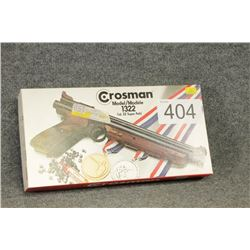 Crosman Model 1322 Pellet Pistol