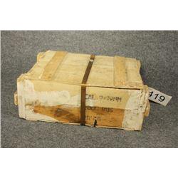 Full Crate 9mm Ammo