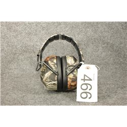 Vista Electronic Hearing Protection