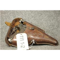 PROHIBITED Pre-WW2 Luger P08