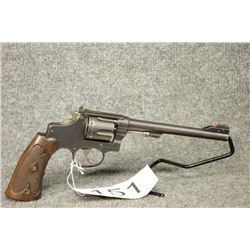RESTRICTED. Smith and Wesson 22 Revolver