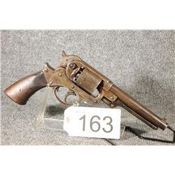 Antique Starr Cap and Ball Revolver
