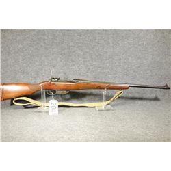 Sporterized Ross Rifle