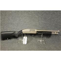 Stainless Escort Pump Shotgun