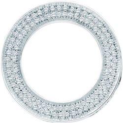 0.06CT-Diamond RD-CENTER RING