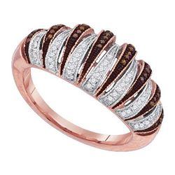 10K Yellow-Gold 0.25CTW DIAMOND MICRO-PAVE RING